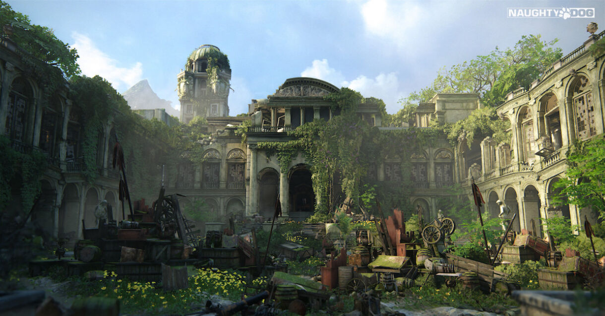 Intro to Environment Art with Andres Rodriguez