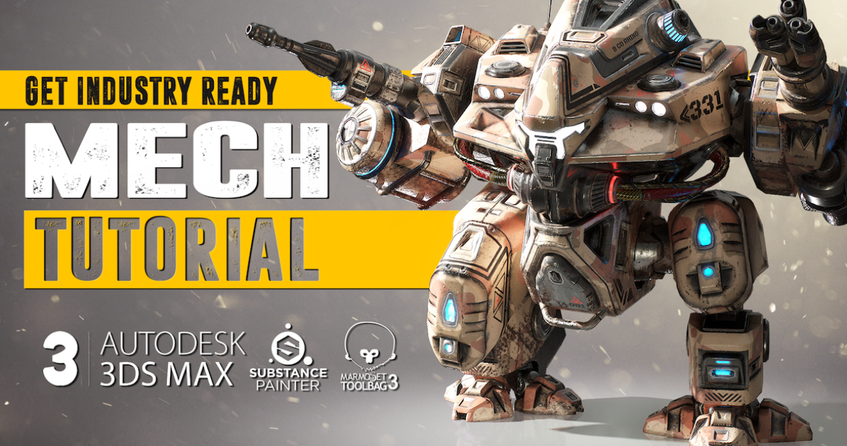 How to Build A Mech for Games?