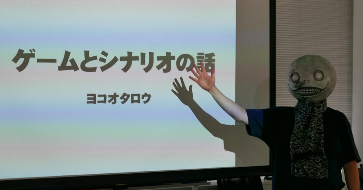 Storytelling Wisdom of NieR:Automata director Yoko Taro