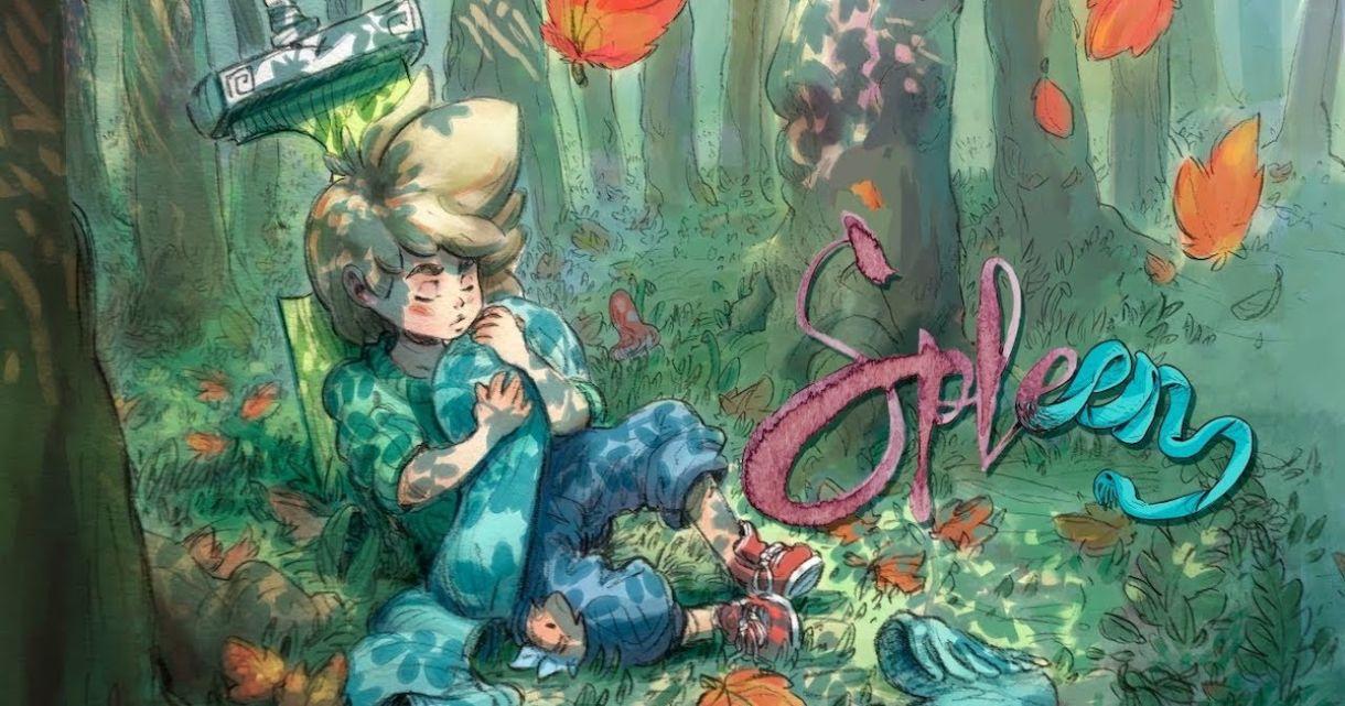 Spleen: Hand-Painted Indie Game in UE4
