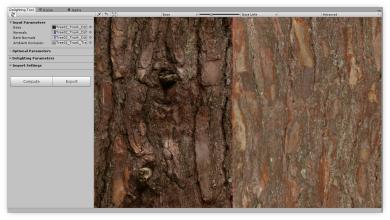 Photogrammetry De-Lighting Tool for Unity