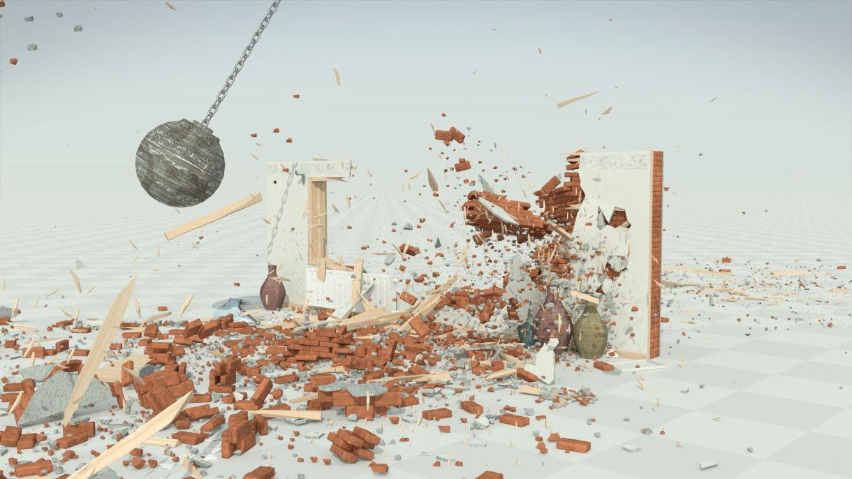 Destruction Simulation: Tips and Tricks