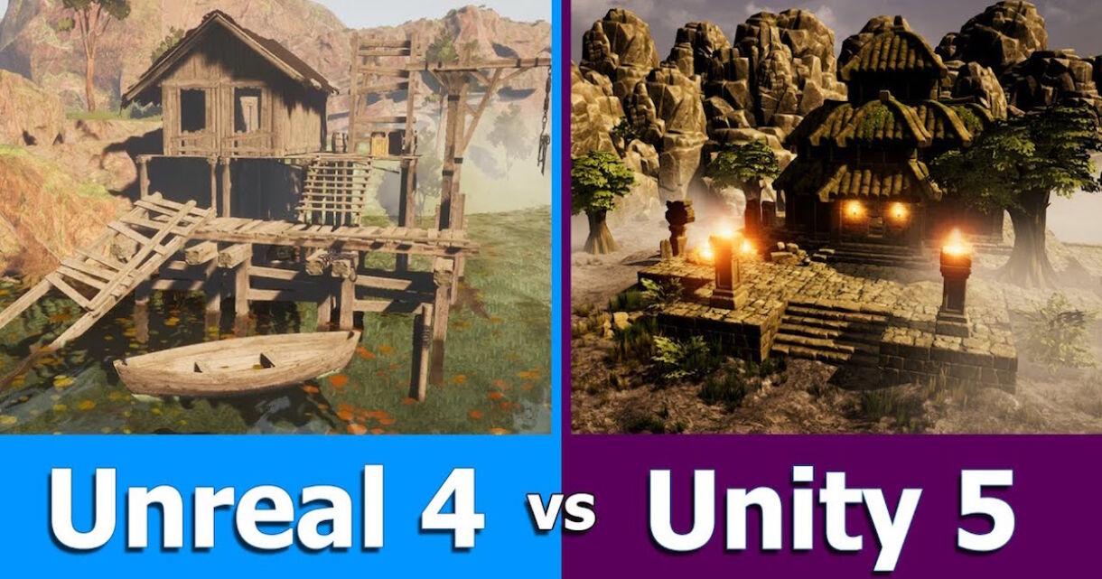 Choosing Between Unity and Unreal