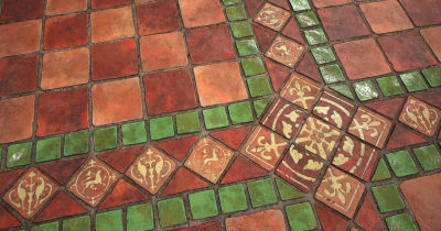 Fine Tile Material with Substance Painter