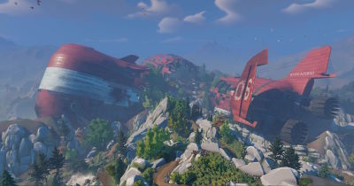 Starter Game for Lumberyard Released