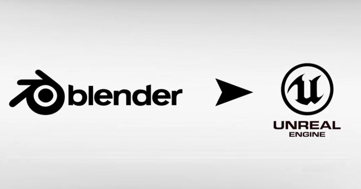 Video Tutorial: Blender to Unreal Engine 4.15