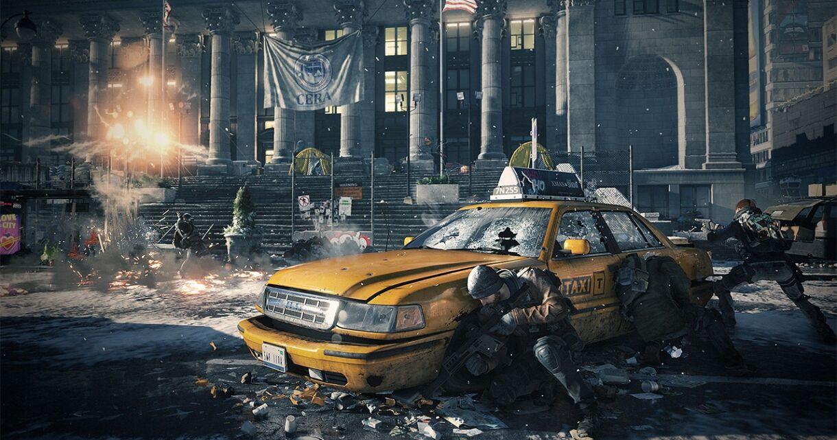 Game Jobs: Environment Artist for Ubisoft