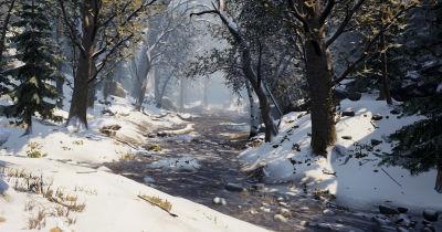 Winter Environment Creation: Tips & Tricks