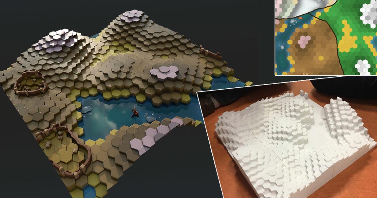 Crafting a Hexagonal Map Generator