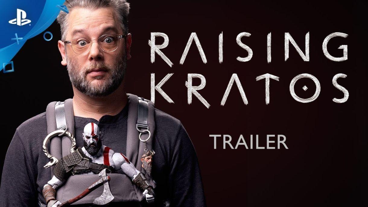 God of War: Raising Kratos   Sony Documentary