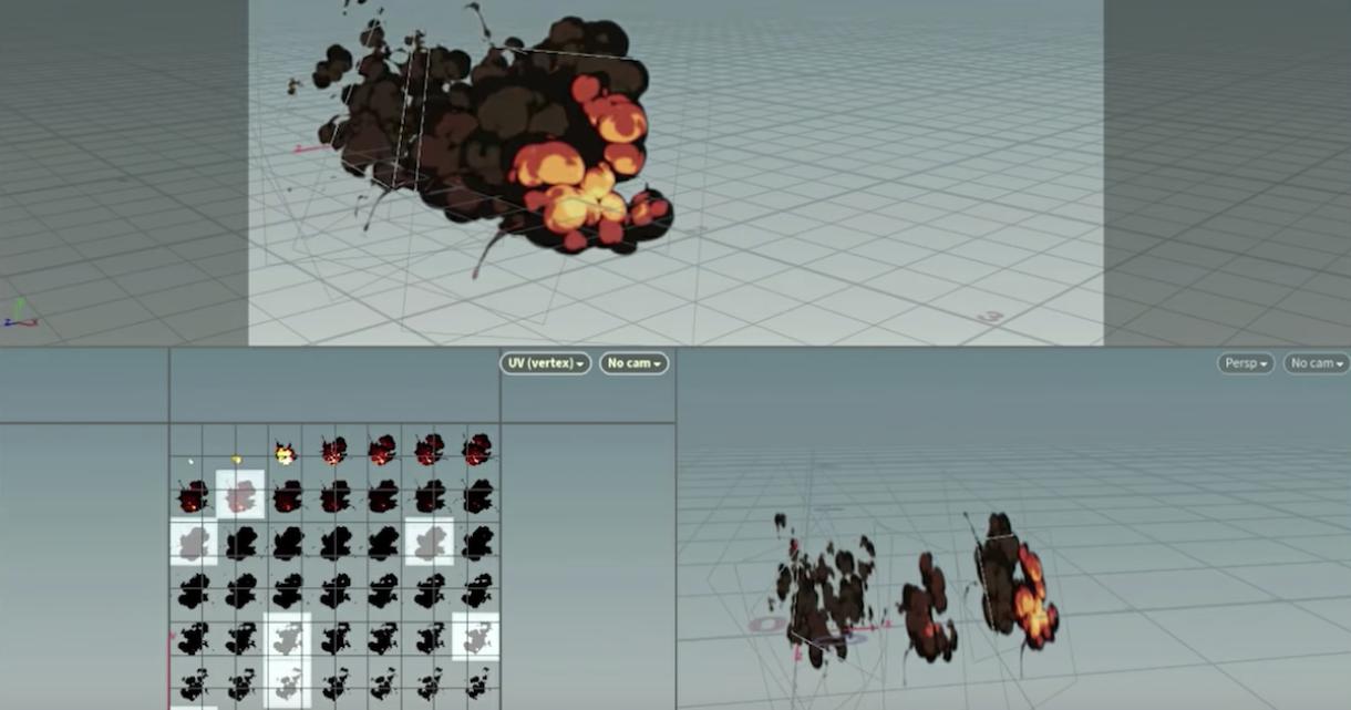 A Closer Look at FX Design of Spider-Verse