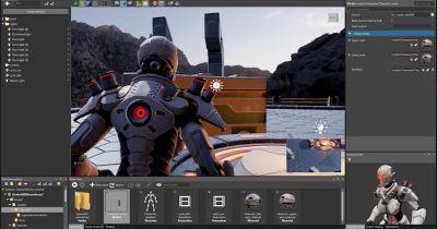 Silicon Studios to Launch Xenko Game Engine