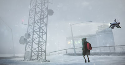 Impact Winter – Survival Experience with Nonlinear Storyline