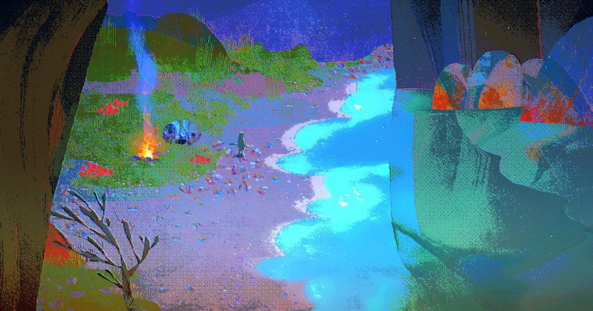 Totem Teller: Story Book Inspired Game