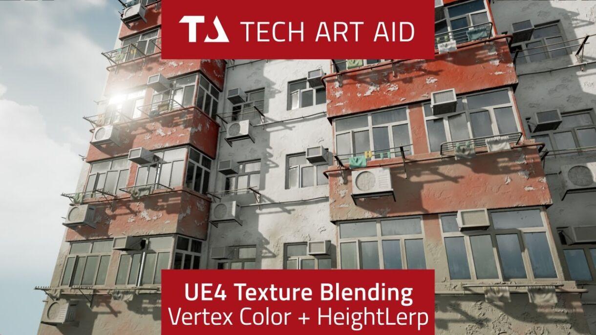 Procedural Buildings in UE4