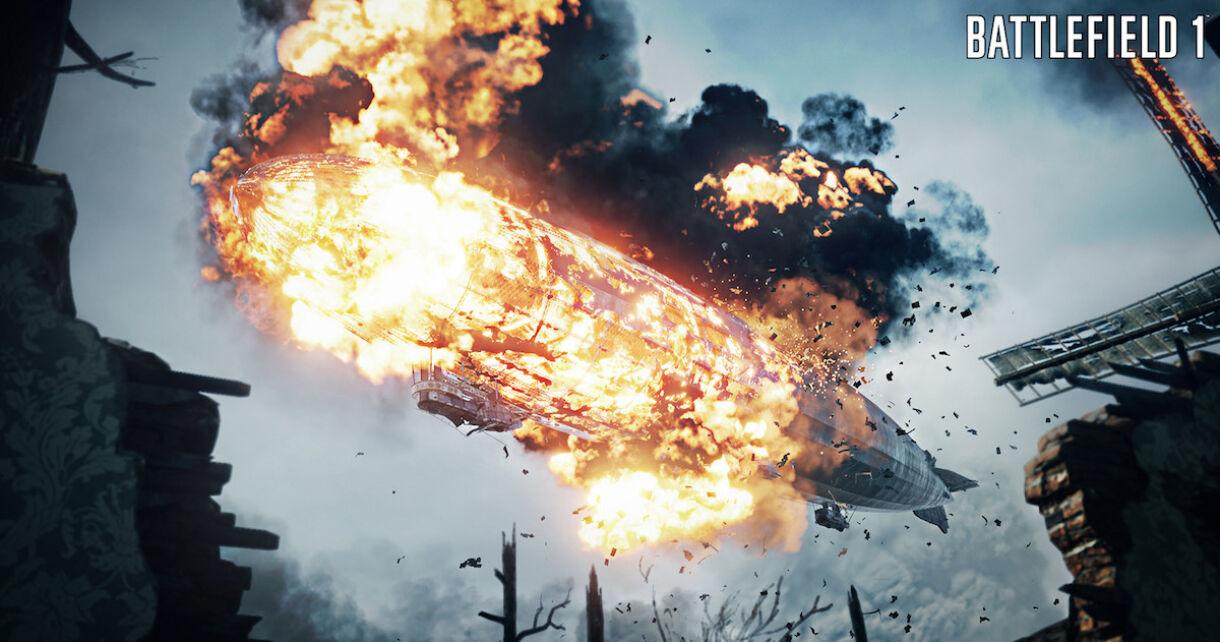 Battlefield 1: Designing Beasts of War