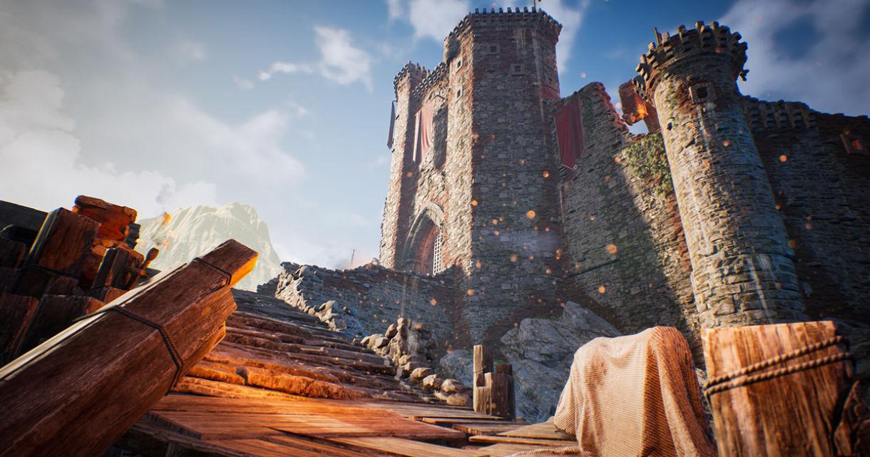 Fantasy Castle Kit: Production Details
