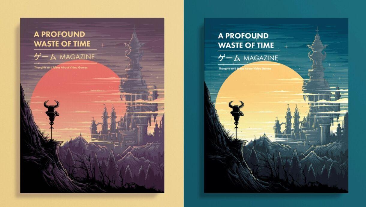 A Profound Waste of Time: Kickstart The Game Press