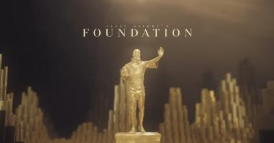 Niels Prayer: Animating 'Foundation by I. Asimov