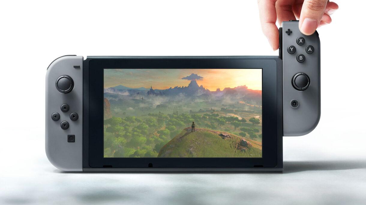 Nintendo Switch: Stranger Things