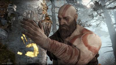 Cory Barlog: Pitching Reinvented God of War
