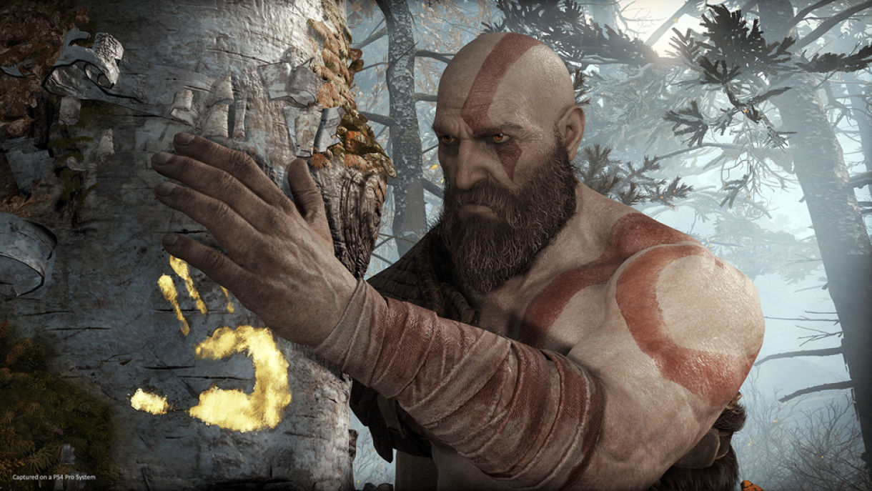 Cory Barlog: Pitching Reinvented God of War
