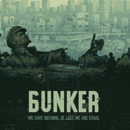 Pixel Art Online Game 'Bunker' From Eastern Europe