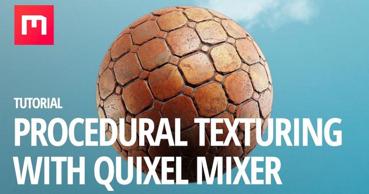 Tutorial: Procedural Texturing in Quixel Mixer
