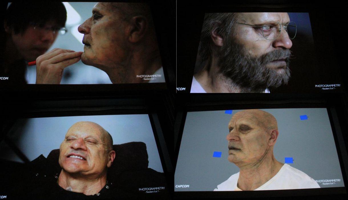 Resident Evil 7: The Use of Photogrammetry for VR