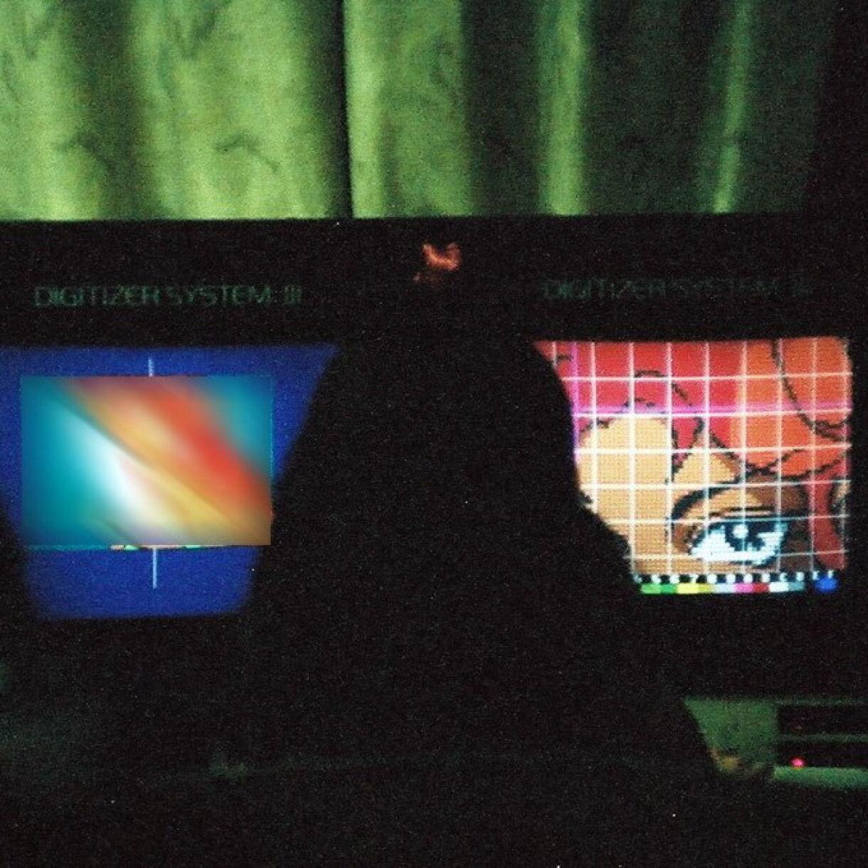 Sega Digitizer System: Old Game Art Tools