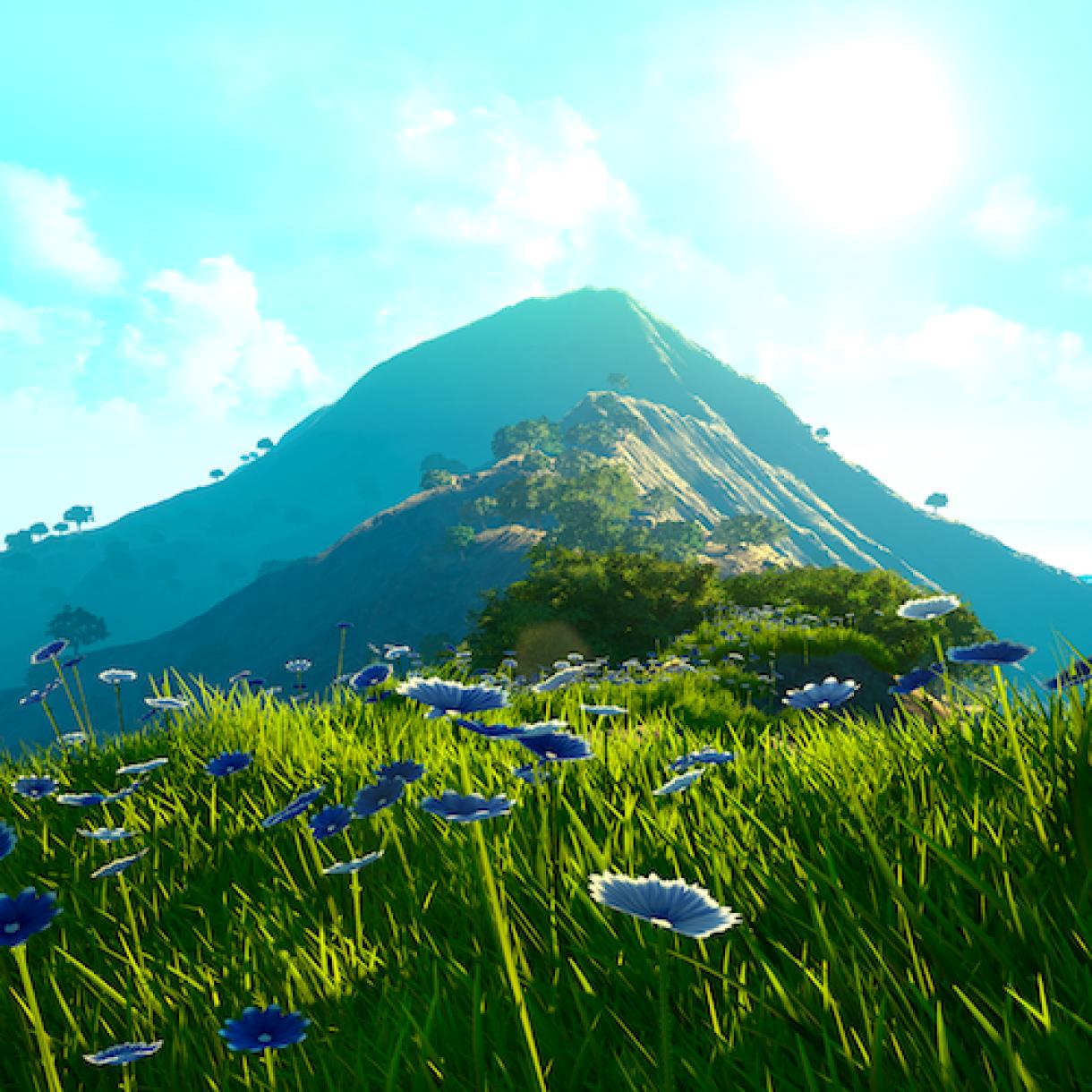 Epic Landscape Production