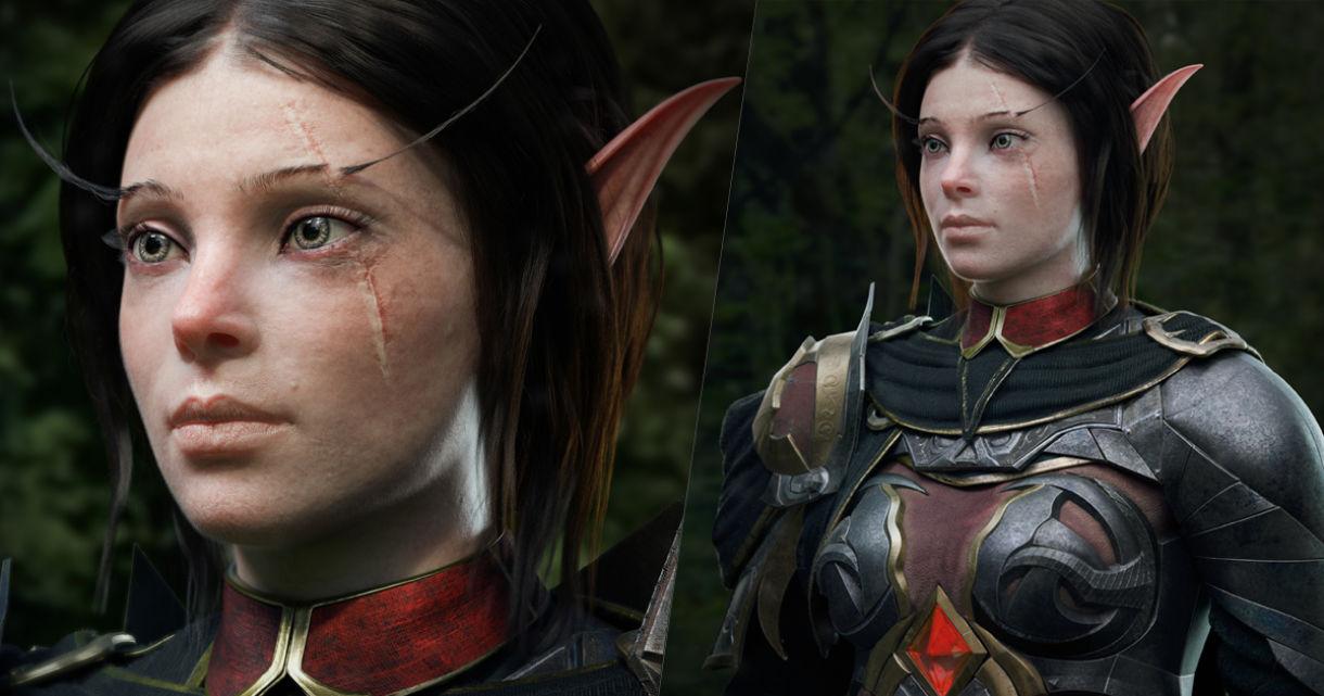 Character Breakdown: Blood Elf