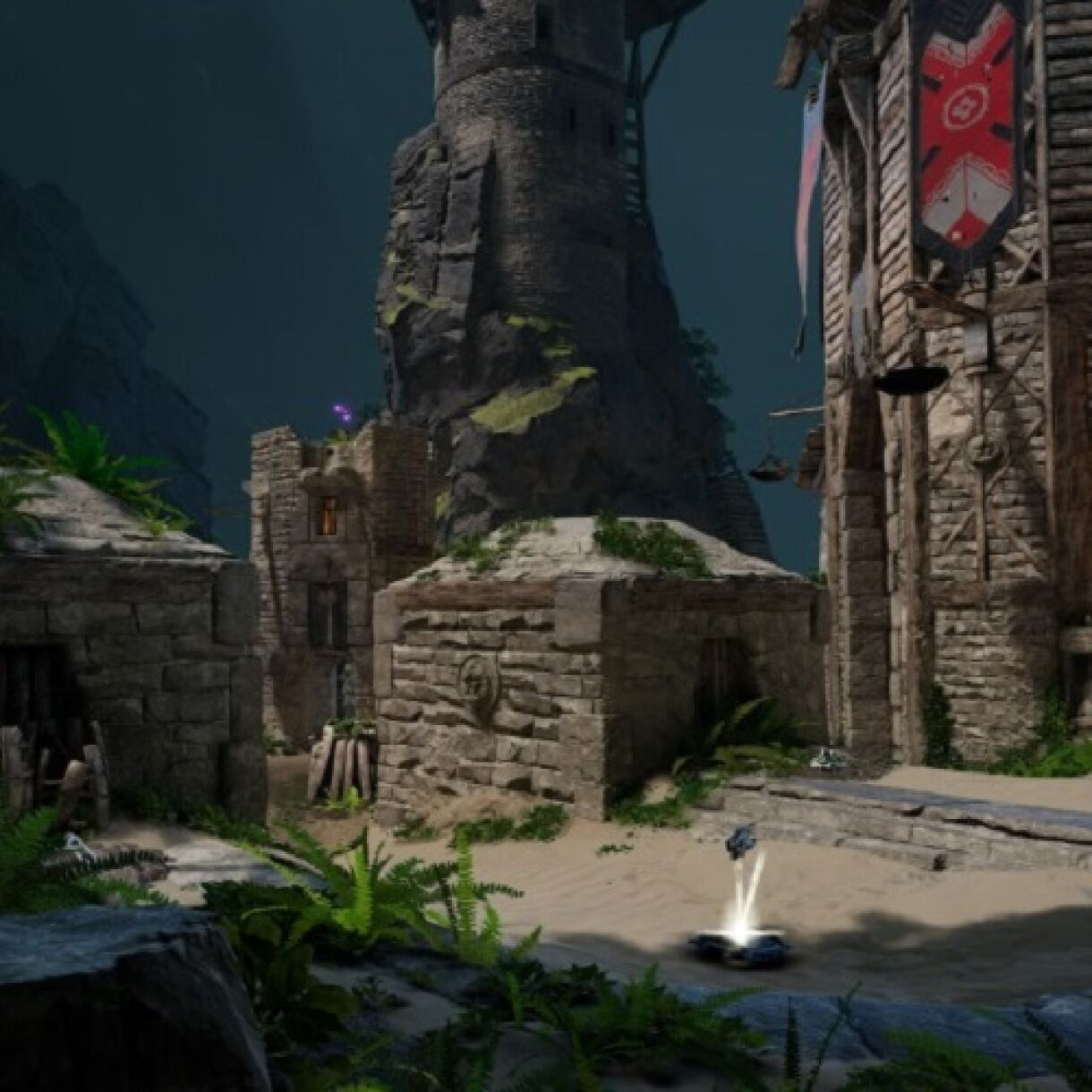 """New Build and New Map """"Underland"""" released for Unreal Tournament"""
