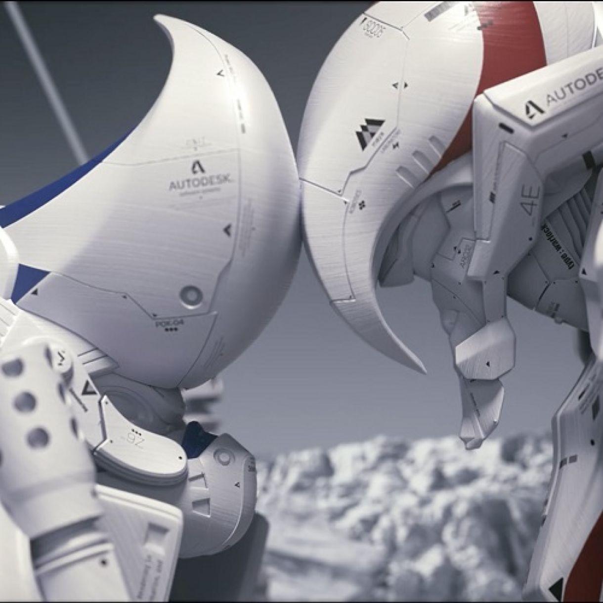 Max Man VS Maya Man in Battle Movie from WOW inc