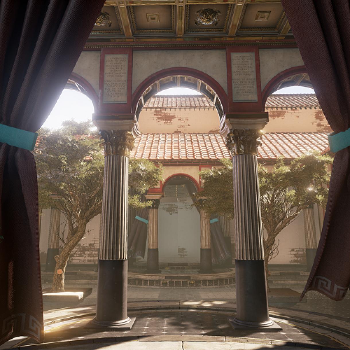 Building The Roman House of Light
