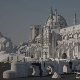 Building Cathedrals with 3DS Max