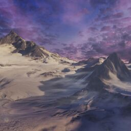 Creating Skyboxes for AAA-games