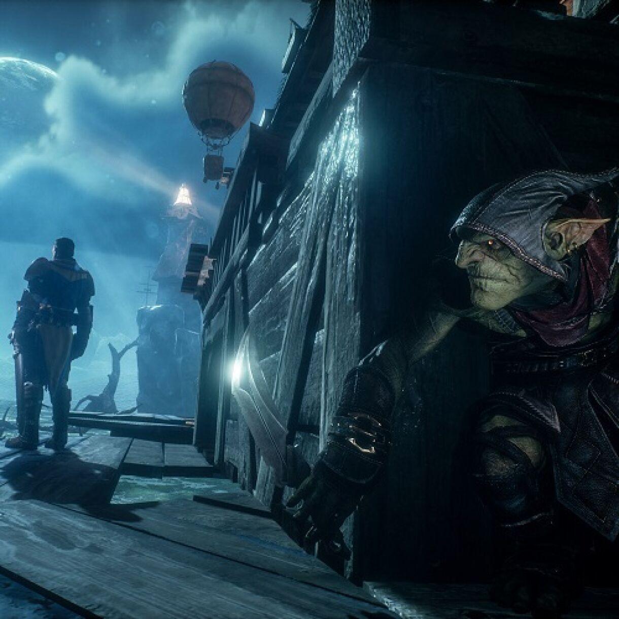 First screenshots of Styx: Shards of Darkness