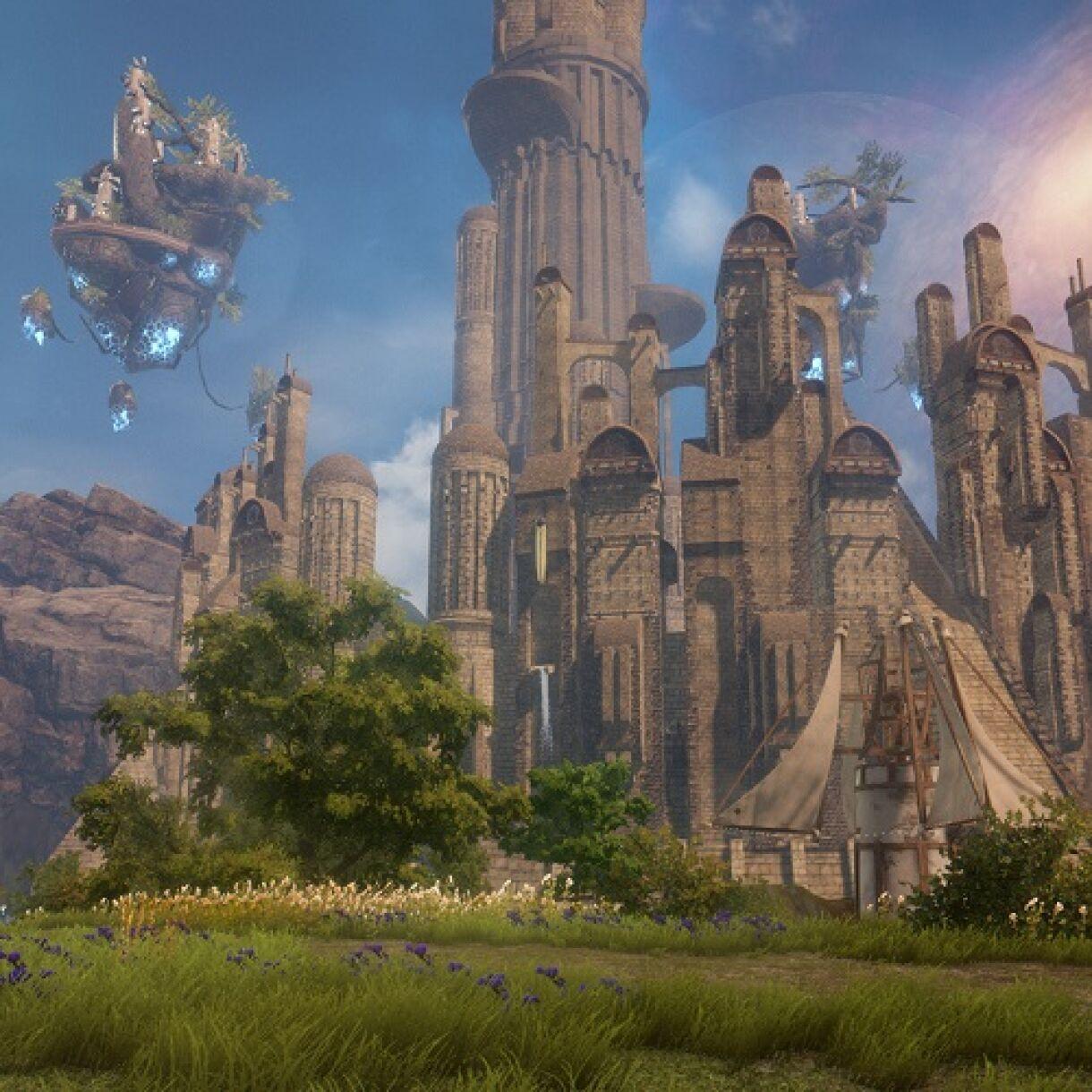 Edge of Eternity: Developing The World of JRPG
