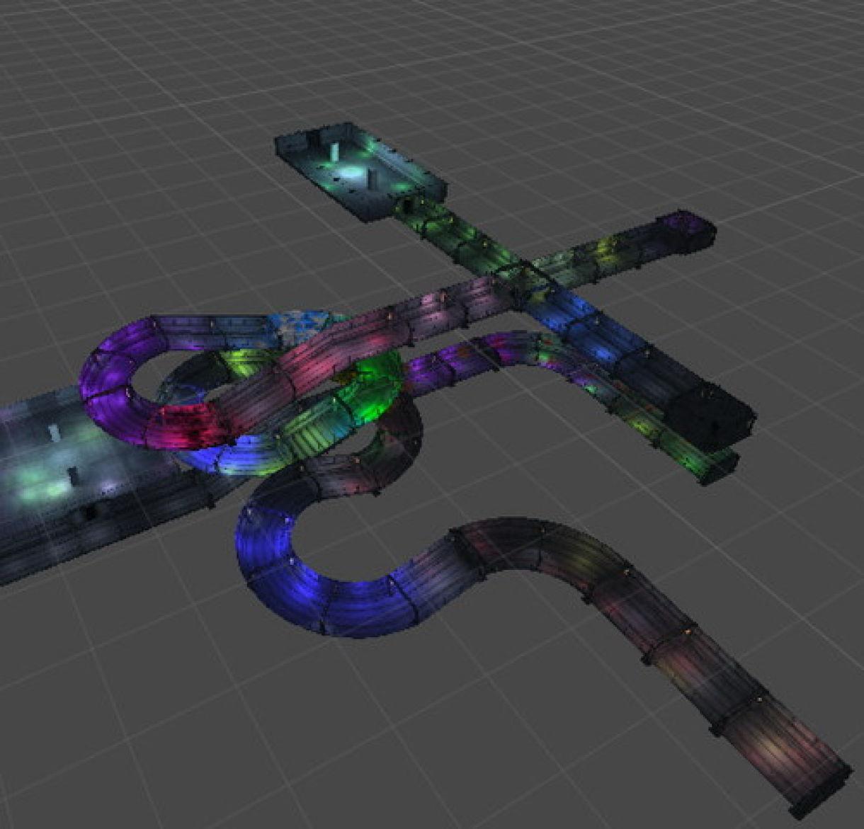 LIghtMixer: Easy Lighting for Unity 5