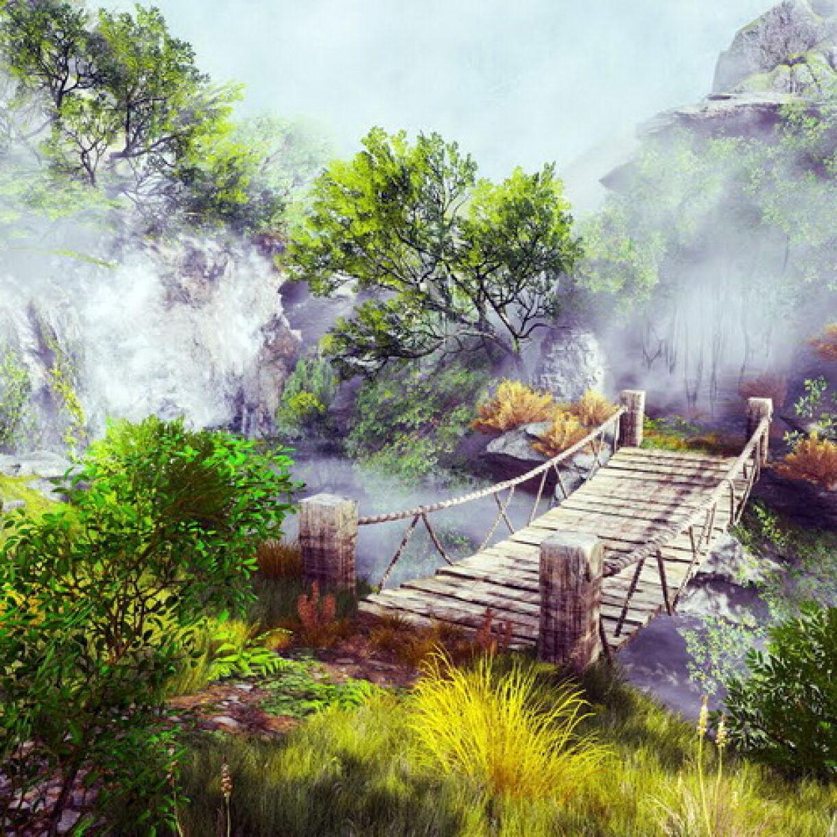Fantasiam: Upgrading the Indie Game Look