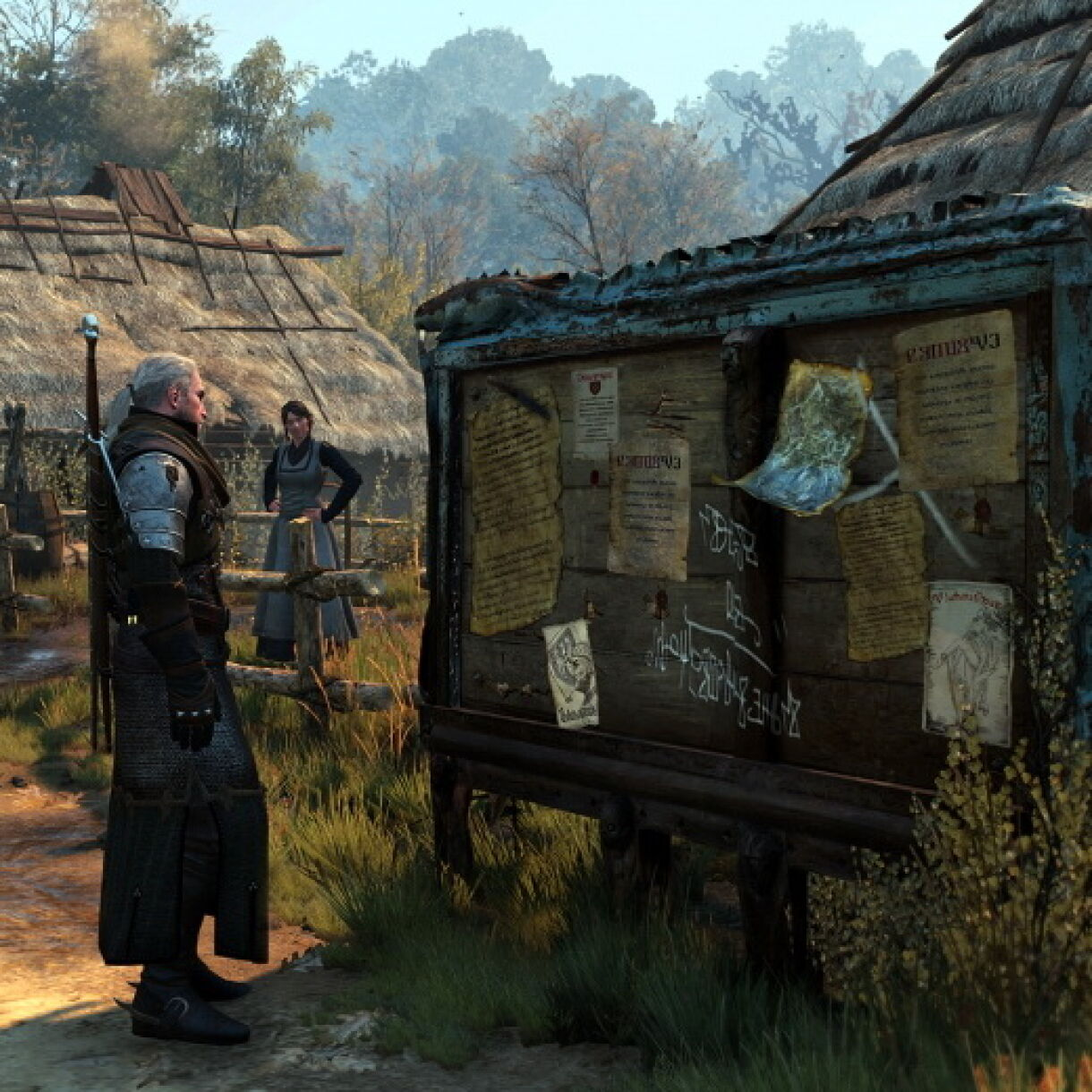 How Big Data Saved The Open World of World of Witcher 3?