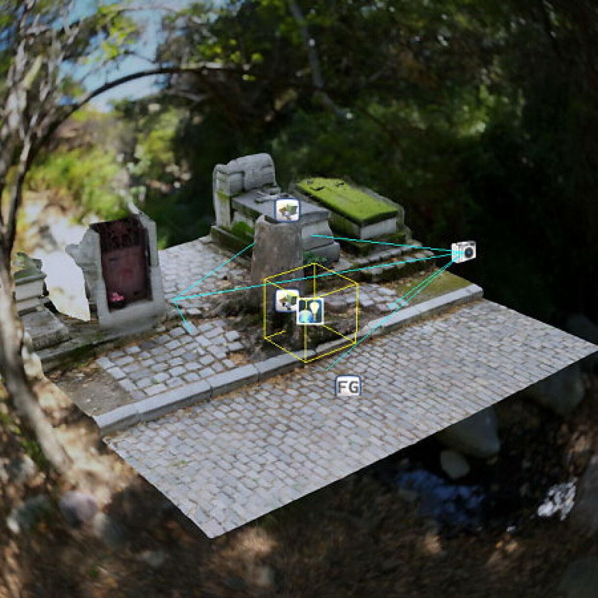 Photogrammetry: Macro-environment in CRYENGINE