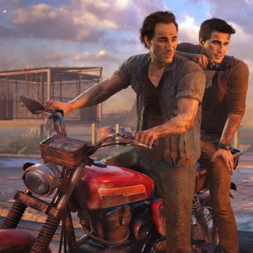 Uncharted 4 Artist Talks Beauty in Games