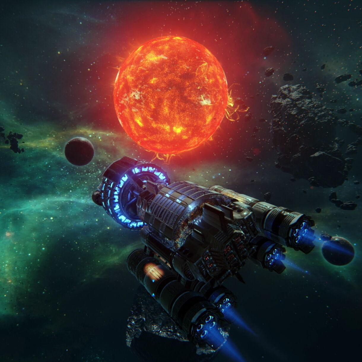 Into The Stars: The Development Journey