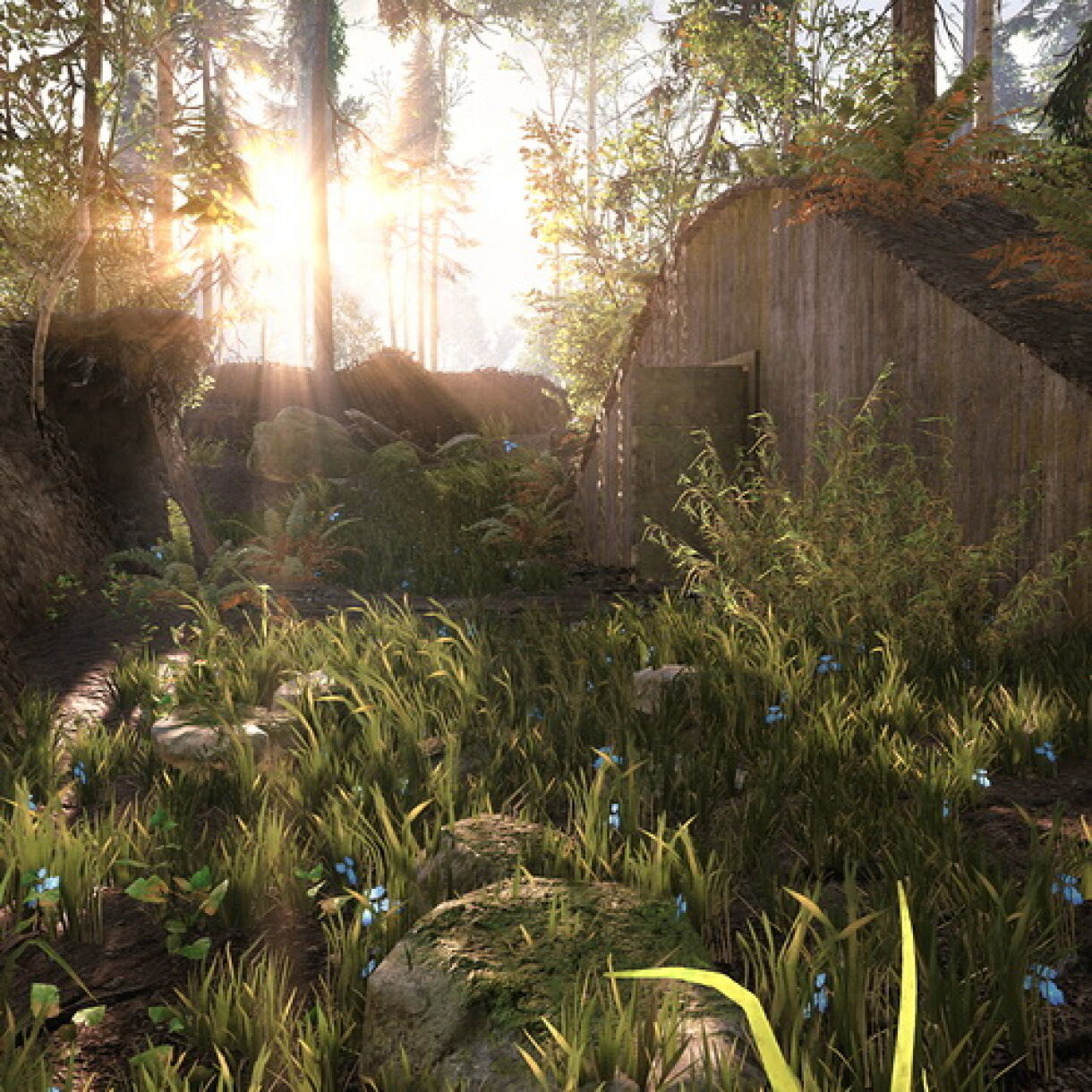 On Your Own: Indie Survival Games Use CRYENGINE