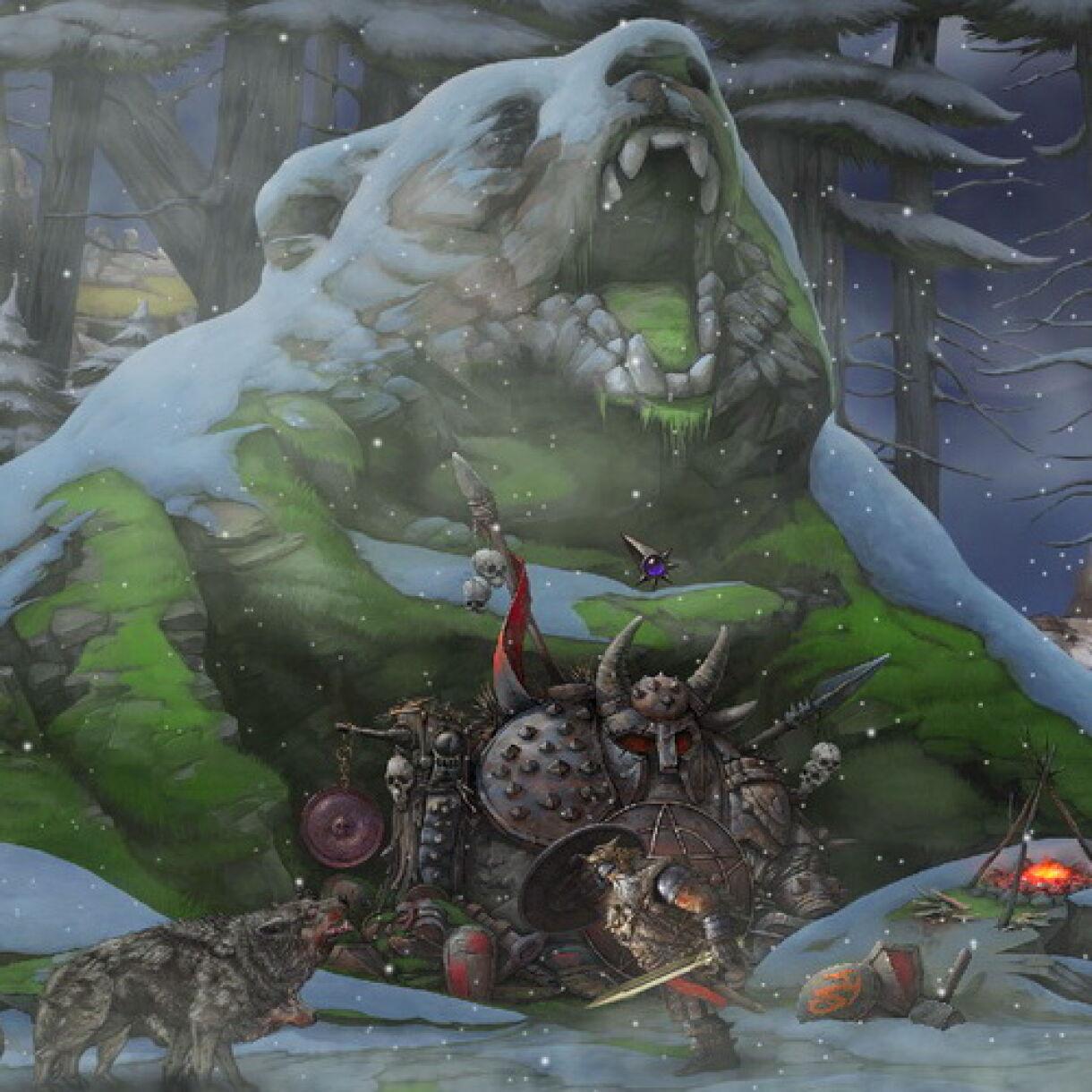 2D Unity game Niffelheim Wants to Blend Skyrim and Terraria