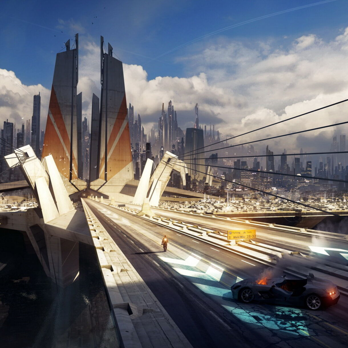 An interview with Call of Duty Black Ops III concept artist Bastien Grivet