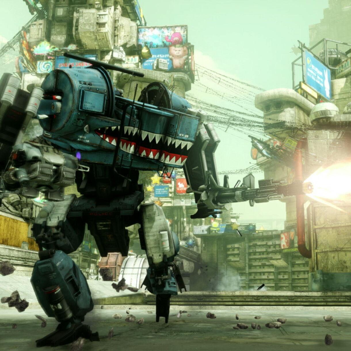 Reloaded Games bought Hawken