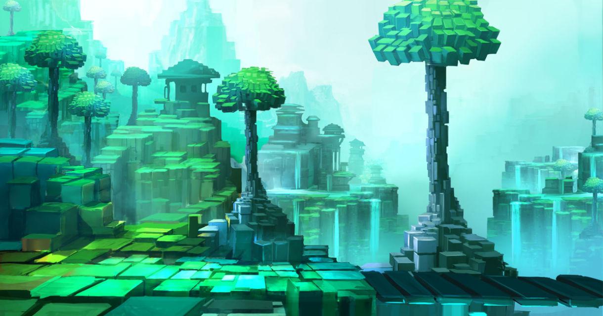 BitUp: Pixelated Game & Map Editor Development